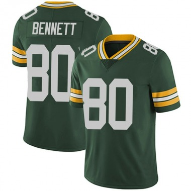 Youth Nike Green Bay Packers Martellus Bennett Team Color Vapor Untouchable Jersey - Green Limited